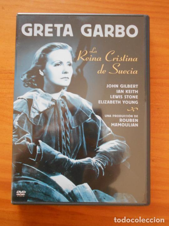 DVD LA REINA CRISTINA DE SUECIA - GRETA GARBO (5Q) (Cine - Películas - DVD)