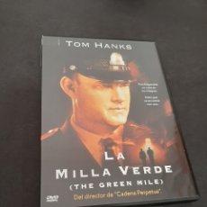 Cinéma: 20791 LA MILLA VERDE -DVD SEGUNDA MANO. Lote 222126107