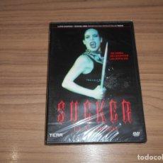 Cine: SUCKER EL VAMPIRO DVD NUEVA PRECINTADA. Lote 222135230