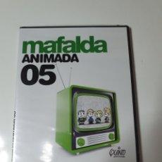 Cine: MAFALDA ANIMADA, 05, NUEVO SIN ESTRENAR PRECINTO ORIGINAL.. Lote 222273448