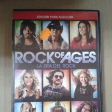 Cine: ROCK OF AGES. Lote 222314927