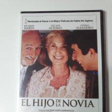 Cine: EL HIJO DE LA NOVIA, RICARDO DARÍN, HÉCTOR ALTERIO, NORMA ALEJANDRO, NUEVO SIN ESTRENAR PRECINTO ORI. Lote 222389991