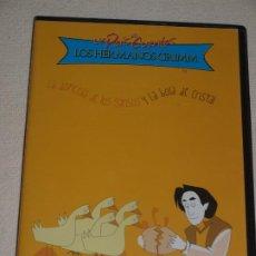 Cine: PELICULA DVD. UN PAIS DE CUENTO. LOS HERMANOS GRIMM.LA DONCELLA DE LOS GANSOS Y LA BOLA DE CRISTAL.. Lote 222390261