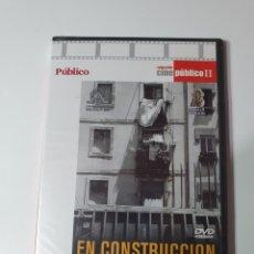 Cine: EN CONSTRUCCIÓN, NUEVO SIN ESTRENAR PRECINTO ORIGINAL.. Lote 222390390