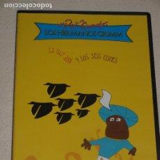 Cine: PELICULA DVD. UN PAIS DE CUENTO. LOS HERMANOS GRIMM. LA LUZ AZUL Y LOS SEIS CISNES. VER FOTOS. Lote 222390423