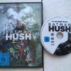 Cine: BATMAN HUSH SILENCE DC UNIVERSE - PELICULA DVD KREATEN. Lote 222393652