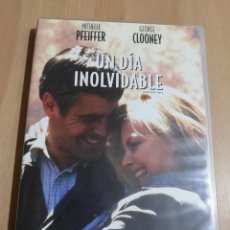 Cine: UN DÍA INOLVIDABLE (MICHELLE PFEIFFER / GEORGE CLOONEY) DVD. Lote 222393762