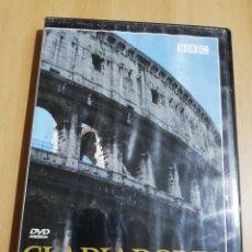 Cine: GLADIADORES. NACIDOS PARA LUCHAR (DVD) BBC. Lote 222394800