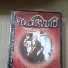 Cine: YO CLAUDIO, 13 EPISODIOS, COLECCION COMPLETA, 6 DVDS. Lote 222443725