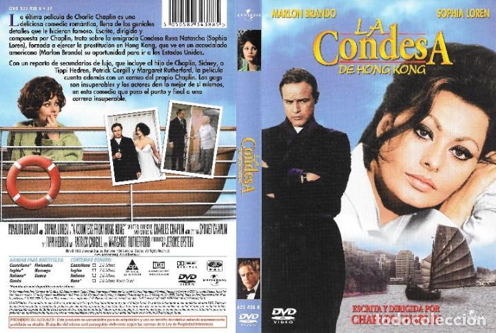 LA CONDESA DE HONG KONG - CHARLES CHAPLIN (Cine - Películas - DVD)