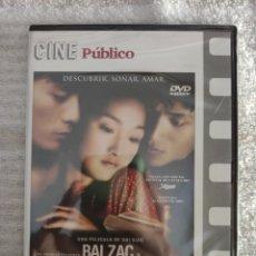 Cine: BALZAC Y LA JOVEN COSTURERA CHINA. Lote 222535825