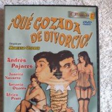 Cine: QUÉ GOZADA DE DIVORCIO!. Lote 222541298