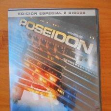 Cine: DVD POSEIDON - EDICION ESPECIAL 2 DISCOS (5R). Lote 222541335