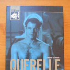Cine: DVD QUERELLE (UN PACTO CON EL DIABLO) - 2 DISCOS - RAINER WERNER FASSBINDER - FNAC (5T). Lote 222542540