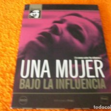 Cine: UNA MUJER BAJO LA INFLUENCIA / JOHN CASSAVETES / FILMOTECA FNAC. Lote 222543192