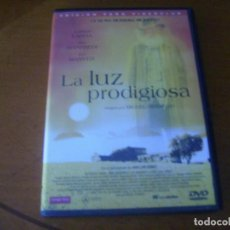 Cine: LA LUZ PRODIGIOSA / ALFREDO LANDA DESCATALOGADA. Lote 222544326