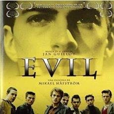 Cine: EVIL (DIR: MIKAEL HAFSTROM) - DVD NUEVO Y PRECINTADO - DESCATALOGADA. Lote 222547658