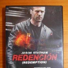 Cine: DVD REDENCION - JASON STATHAM (FI). Lote 222582273