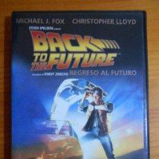 Cine: DVD BACK TO THE FUTURE - REGRESO AL FUTURO - MICHAEL J. FOX, CHRISTOPHER LLOYD (FI). Lote 222582777