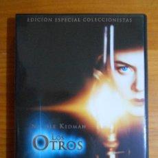 Cine: DVD LOS OTROS - EDICION ESPECIAL COLECCIONISTAS 2 DISCOS - NICOLE KIDMAN, AMENABAR (FI). Lote 222583847