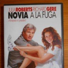 Cine: DVD NOVIA A LA FUGA - JULIA ROBERTS, RICHARD GERE (FI). Lote 222584426