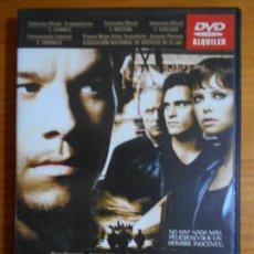 Cine: DVD LA OTRA CARA DEL CRIMEN - EDICION DE ALQUILER - MARK WAHLBERG, JOAQUIN PHOENIX (FI). Lote 222584700