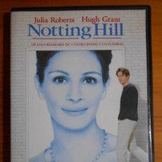 Cine: DVD NOTTING HILL - JULIA ROBERTS, HUGH GRANT (HX). Lote 222585150