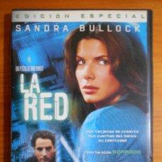 Cine: DVD LA RED - EDICION ESPECIAL - SANDRA BULLOCK (FI). Lote 222585270