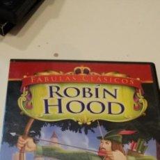 Cine: G-48 DVD CINE ROBIN HOOD. Lote 222601372