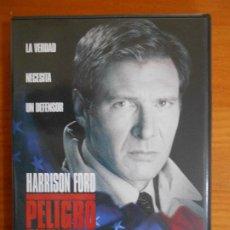 Cine: DVD PELIGRO INMINENTE - HARRISON FORD (HV1). Lote 222644333
