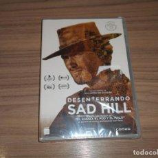 Cinéma: DESENTERRANDO SAD HILL EL BUENO EL FEO Y EL MALO DVD NUEVA PRECINTADA. Lote 222664506