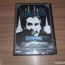 Cinéma: DRACULA BARCELONA DVD CHRISTOPHER LEE JESUS FRANCO NUEVA PRECINTADA. Lote 222664586