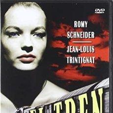 Cine: EL TREN [DVD] - ROMY SCHNEIDER / JEAN LOUIS TRINTIGNAT. Lote 222698213