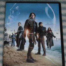 Cine: DVD ROGUE ONE, UNA HISTORIA DE STAR WARS - CASI NUEVO. Lote 222710018