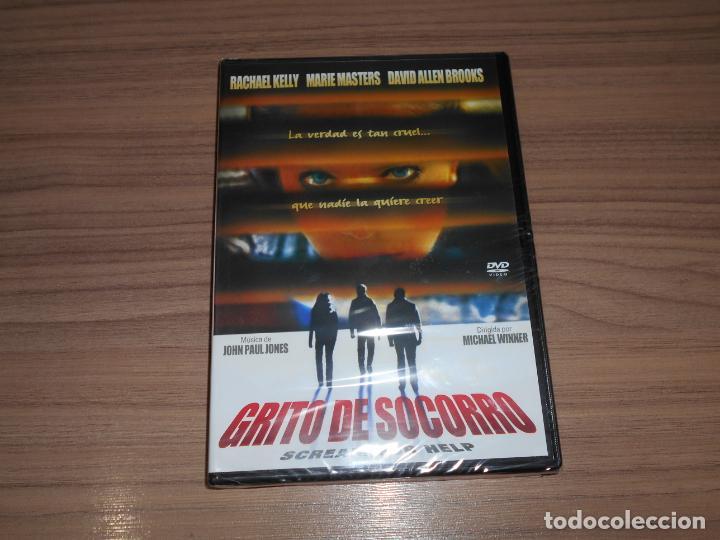 GRITO DE SOCORRO DVD TERROR NUEVA PRECINTADA (Cine - Películas - DVD)