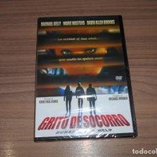 Cine: GRITO DE SOCORRO DVD TERROR NUEVA PRECINTADA. Lote 239559935