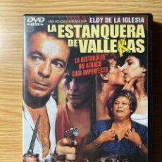 Cine: LAS ESTANQUERAS DE VALLEKAS,( LA HISTORIA DE UN ATRACO CASI IMPERFECTO).. Lote 222721021