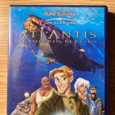 Cine: ATLANTIS,EL IMPERIO PERDIDO.. Lote 222721527