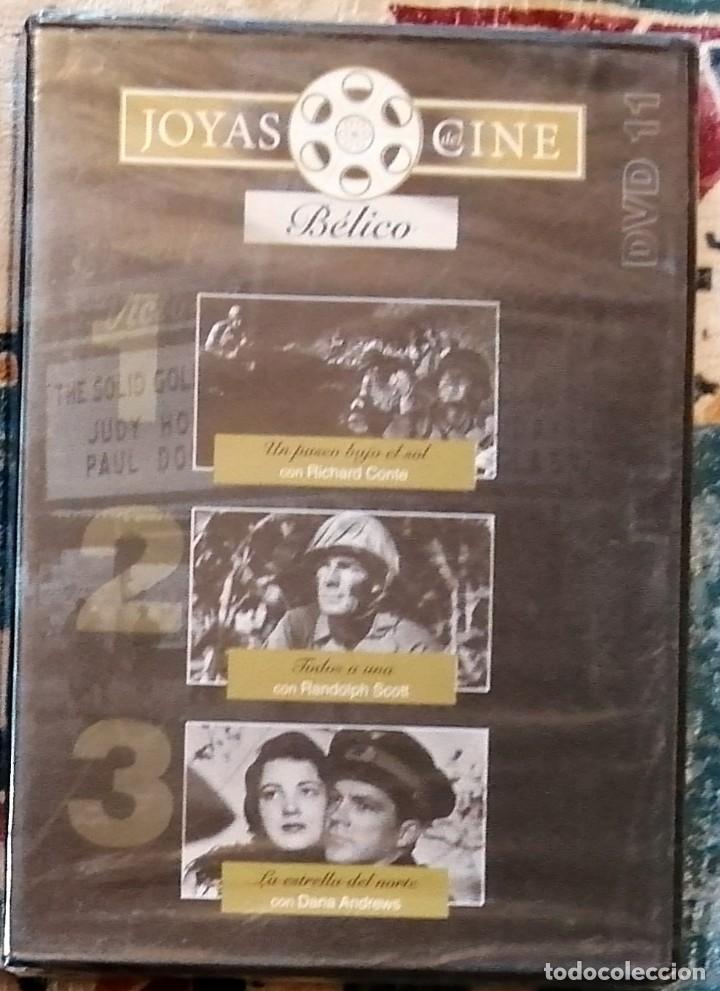 DVD JOYAS DEL CINE BÉLICO 11 (Cine - Películas - DVD)