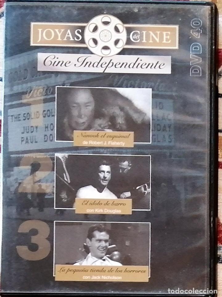 DVD JOYAS DEL CINE INDEPENDIENTE 40 (Cine - Películas - DVD)
