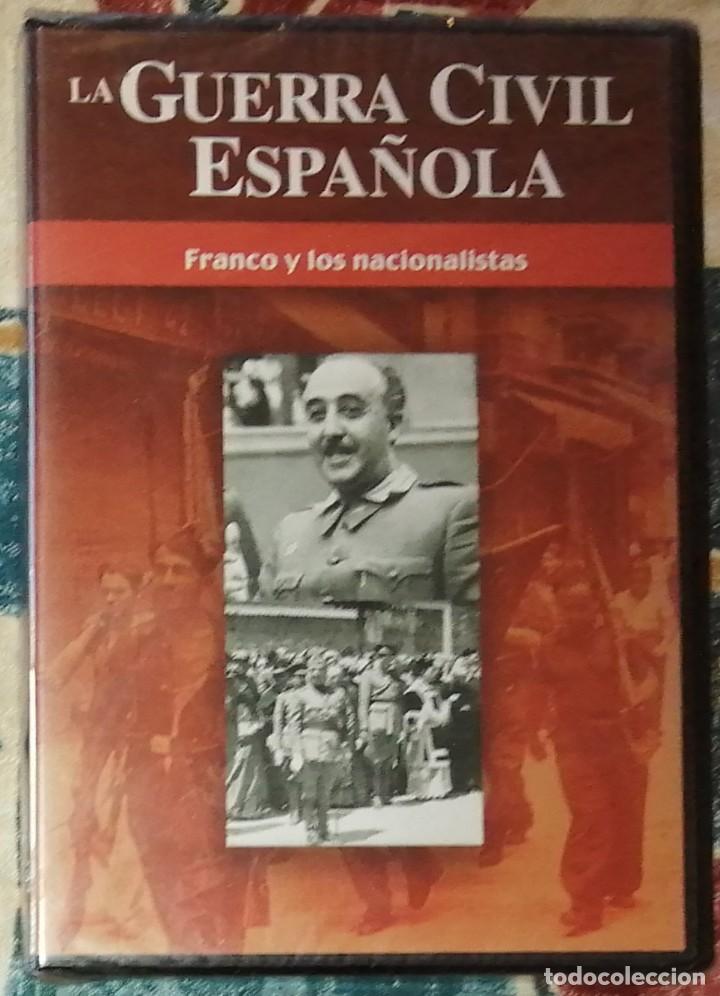 DVD LA GUERRA CIVIL ESPAÑOLA 4 FRANCO Y LOS NACIONALISTAS (Cine - Películas - DVD)