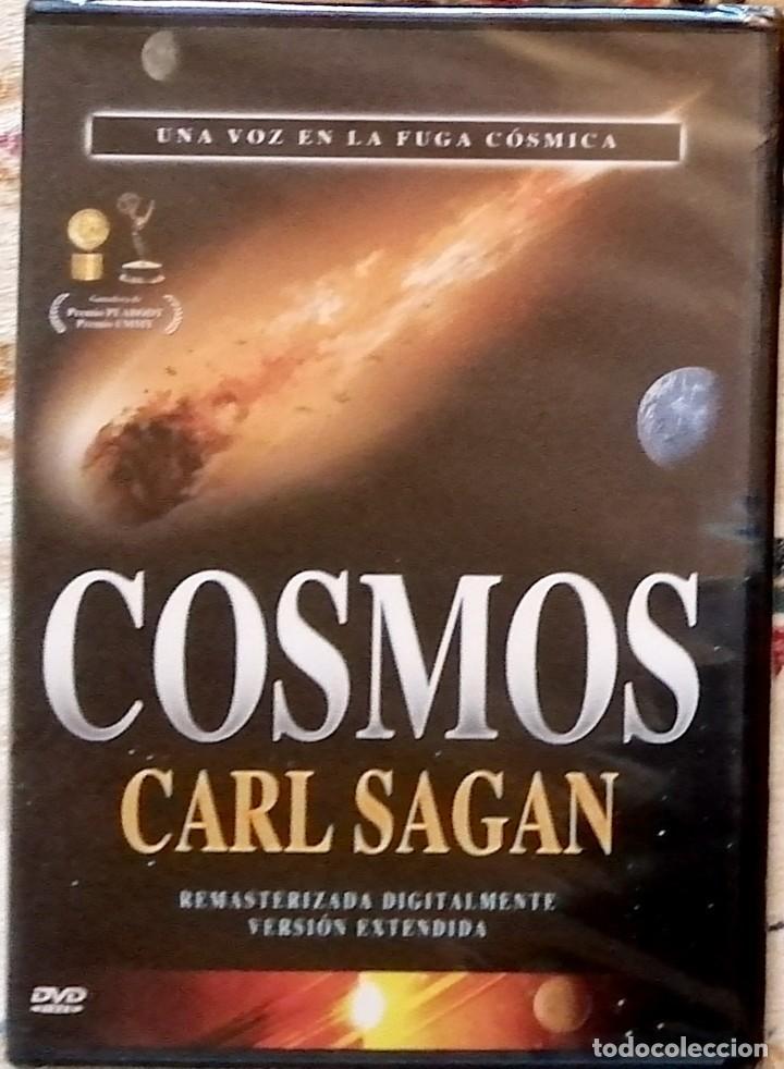 LOTE 2 DVD COSMOS CARL SAGAN (Cine - Películas - DVD)
