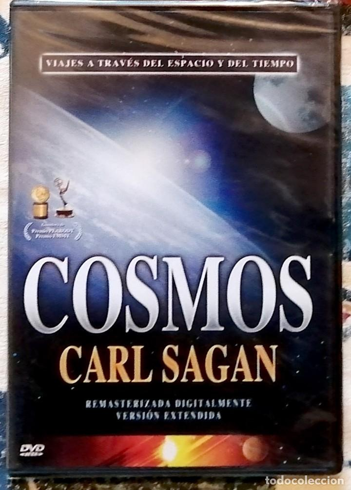 Cine: Lote 2 DVD Cosmos Carl Sagan - Foto 2 - 222845136