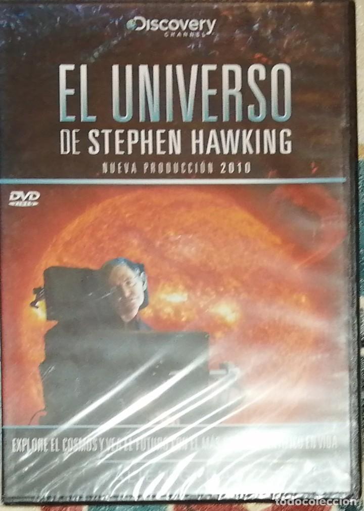 Cine: Lote 2 DVD El universo de Stephen Hawking - Foto 2 - 222845432