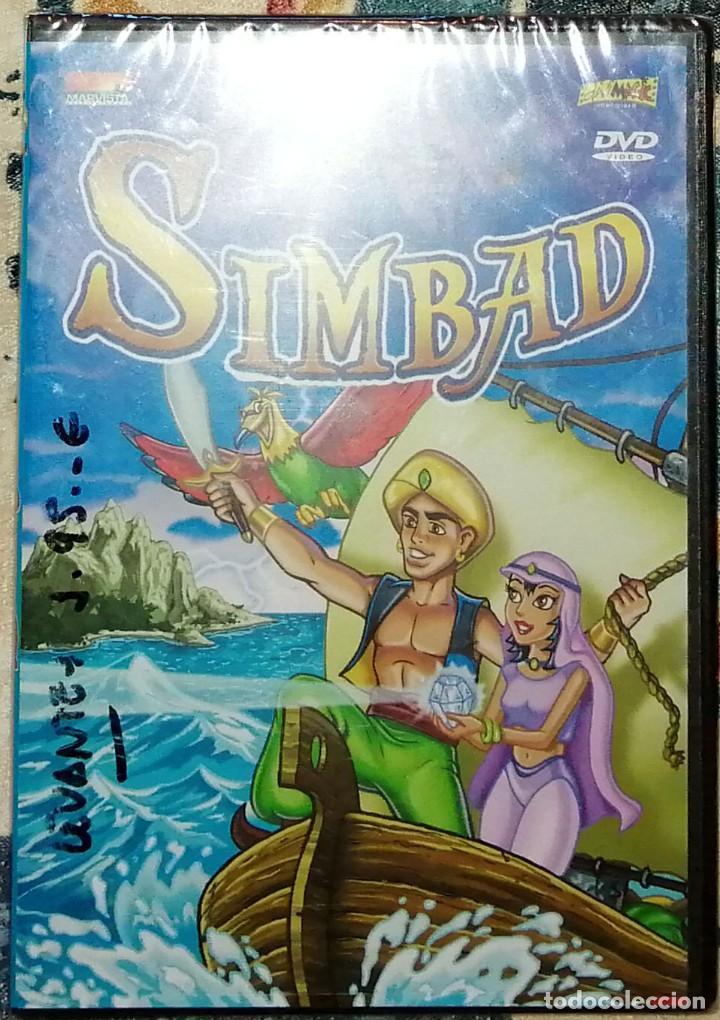 DVD SIMBAD (Cine - Películas - DVD)