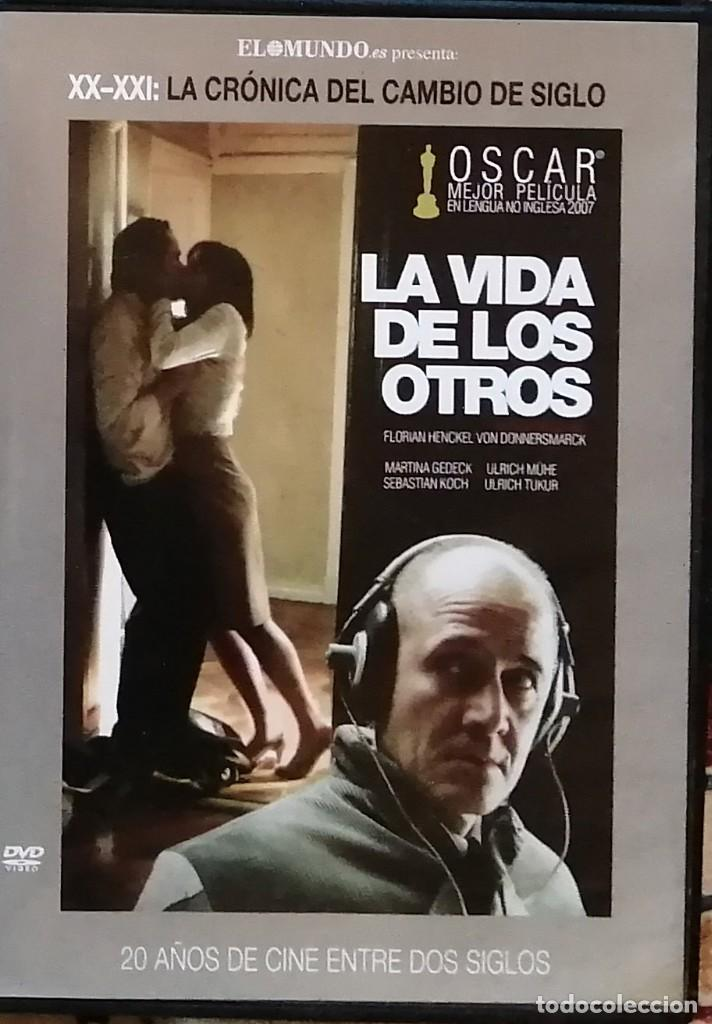 DVD LA VIDA DE LOS OTROS (Cine - Películas - DVD)