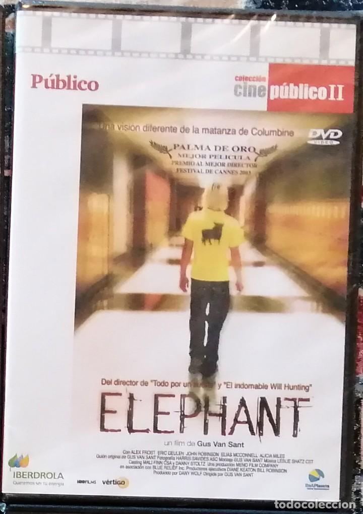 DVD ELEPHANT GUS VAN SANT (Cine - Películas - DVD)