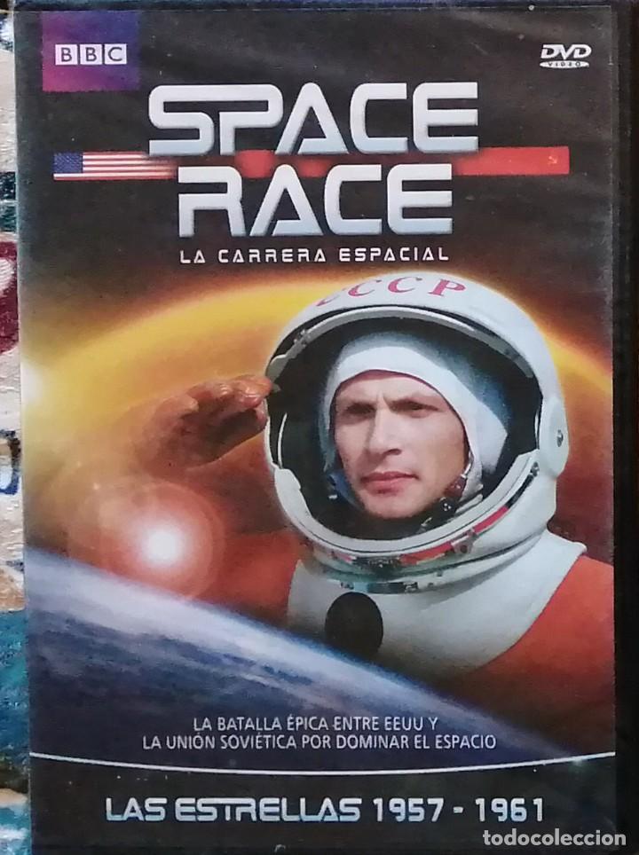 DVD SPACE RACE 2 LAS ESTRELLAS 1957-1961 (Cine - Películas - DVD)