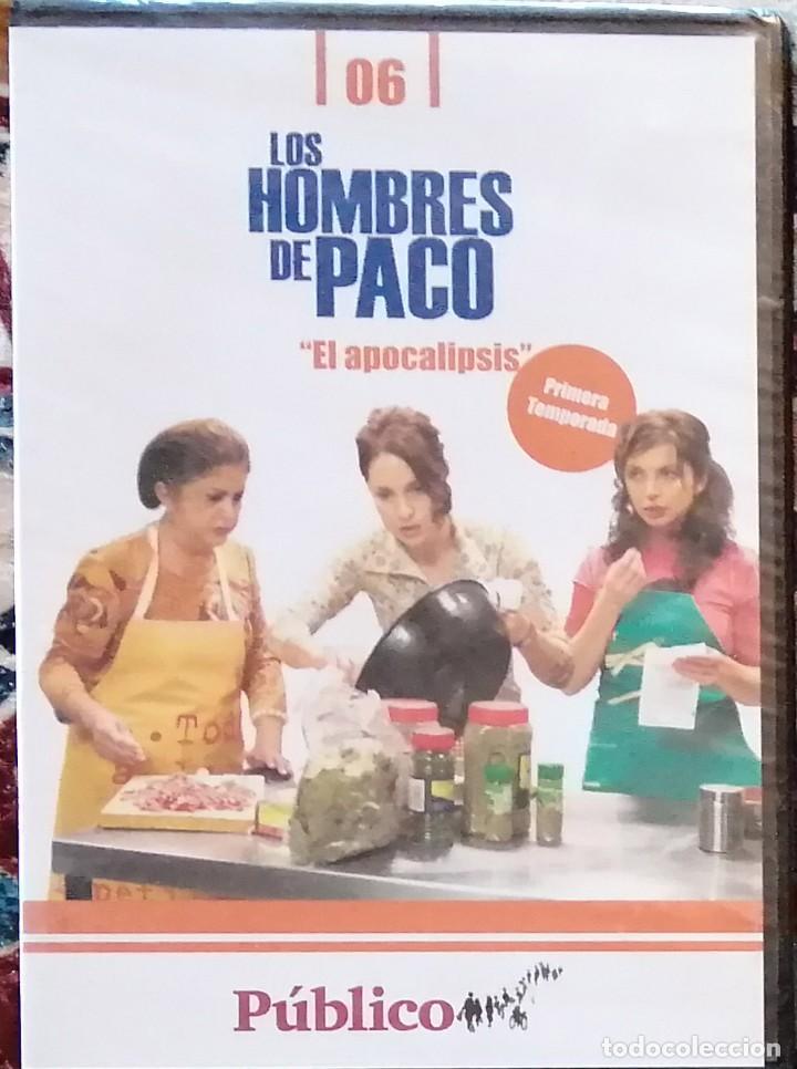 LOTE 2 DVD LOS HOMBRES DE PACO (Cine - Películas - DVD)