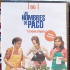 Cine: LOTE 2 DVD LOS HOMBRES DE PACO. Lote 222849296